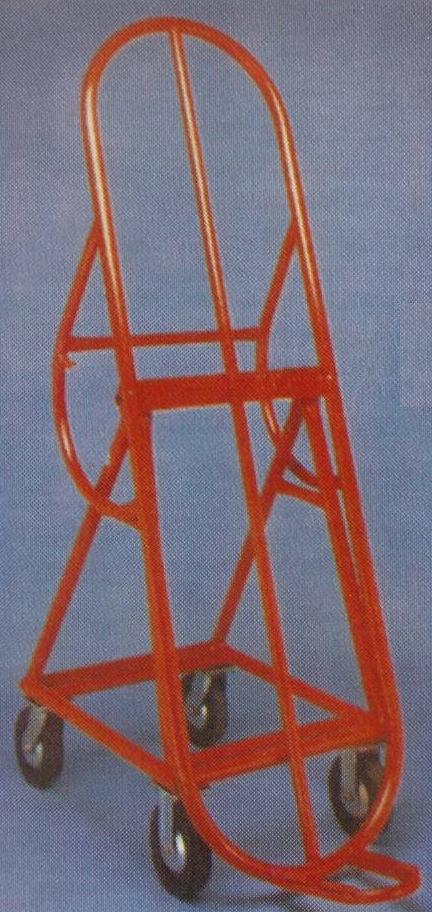 Tilt Drywall Cart 1