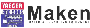 Maken Material Handling Equipment | Yaeger & Sons | Yeager & Sons