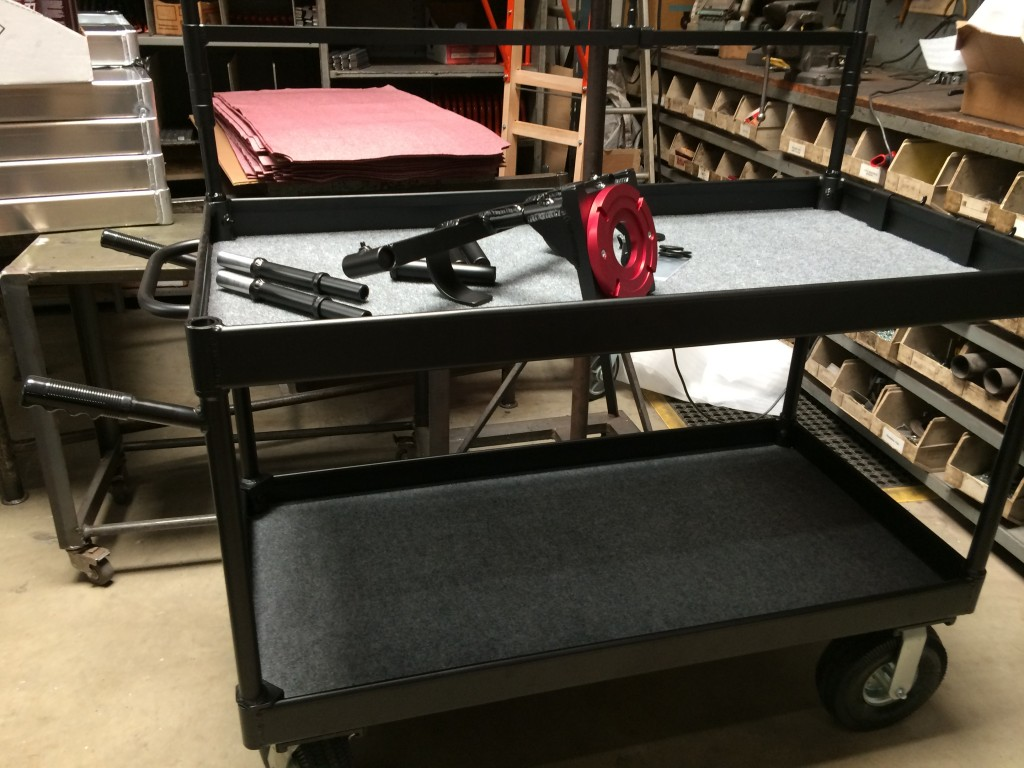 DIT Monitor Stand for Yaeger Case Cart