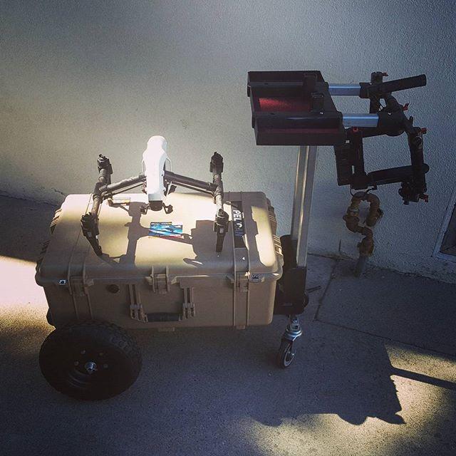 YaegerPro four wheel configuration